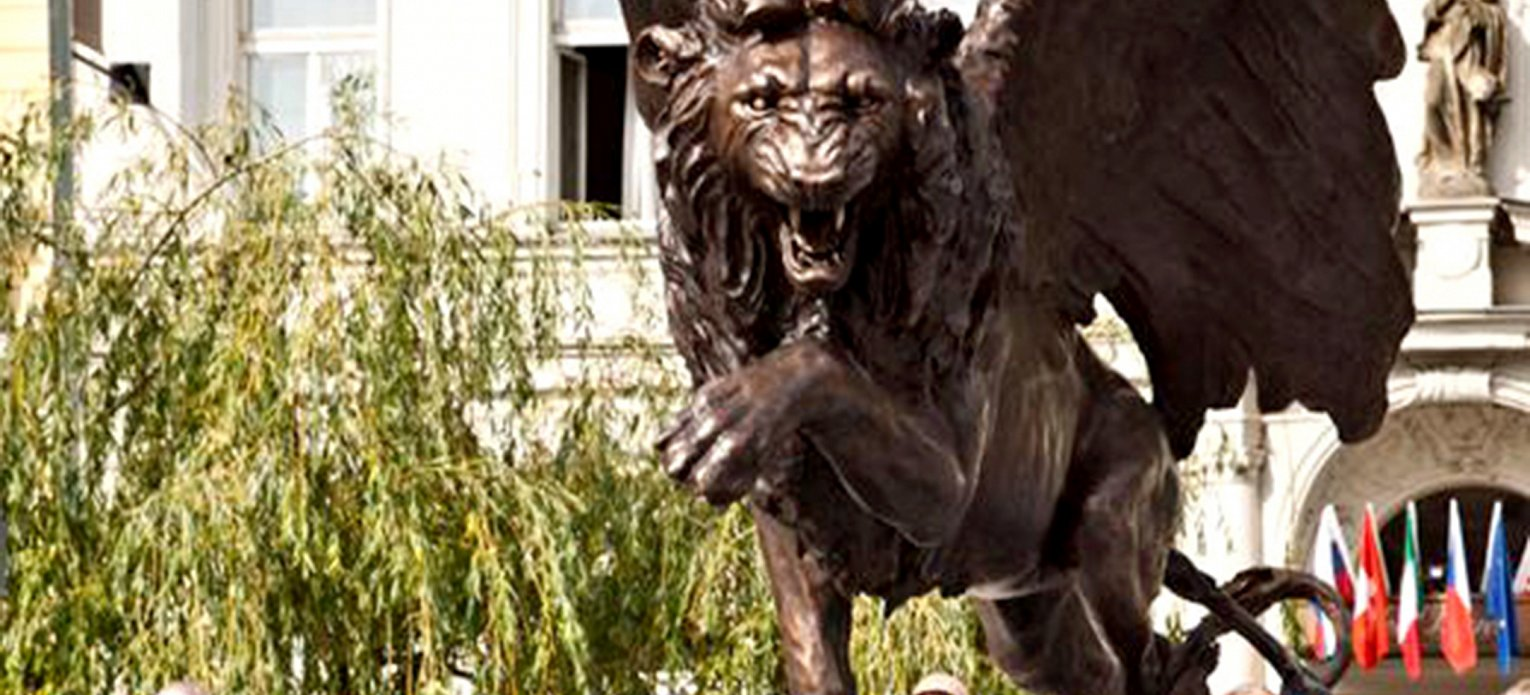 Winged Lion *Update*