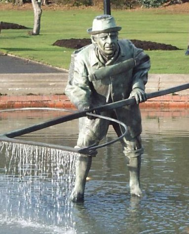 The Lytham Shrimper